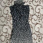 Елегантне, повсякденне плаття с м