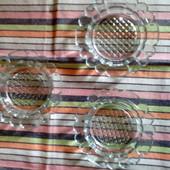Розетки для варенья стеклянные