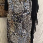 Нарядное платье размер 52