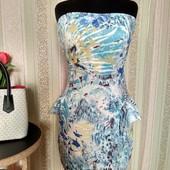 Фирменное платье Pinto de Castro.(+лосины)