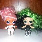 Куклы Лол MGA с волосами...оригинал....серия hairgoals.... Меняют цвет....идеальные  ..1 на выбор.