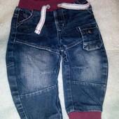 George ,джинсики на 1-1,5 годика