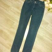 Удобные джинсы стрейч высокая посадка в идеале