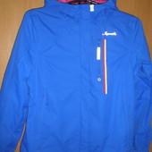 Куртка, ветровка  размер 9-10 лет 140 см. Icepeak, сост. отличное