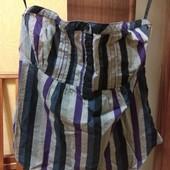 Летняя кофточка под грудь, можно для будущих мам