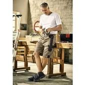 Powerfix Profi мужские качественные профессиональные рабочие шорты от Lidl размер евро 50/цвет черны