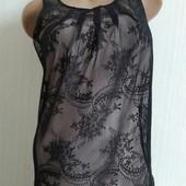 блуза, майка Anna field, Ukraine 38/с,м новая без бумажной бирки, качество шикарное, трикотаж