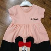 Останнє! Плаття з Minnie 2-3 розмір