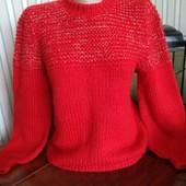 Хорошенький свитерок в отличном состоянии!Очень теплый!