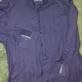 Мужские рубашки  Ted Baker два цвета в лоте 1 состояние новое