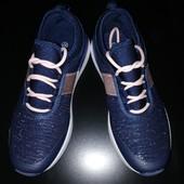 Стильные, моднячие кроссовки 37 размера