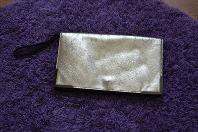 0611574e4907 Очень нарядная сумка - клатч Atmosphere в хорошом состояние, дефектов нету.  - Фото №