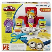 Play-Doh Featuring despicable me Minions Disguise lab, посіпаки, міньйони, миньоны