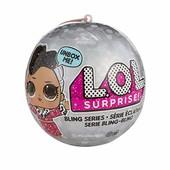 Оригінал L.o.l. surprise bling series лол блінг новорічний сюрприз на ялинку лол
