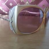 Золотые очки Стрекоза