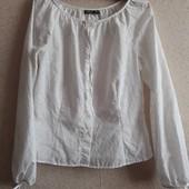 Летняя нарядная легкая блуза