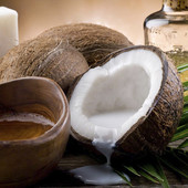 Натуральне кокосове масло для тіла та для волосся РДО 250 мл