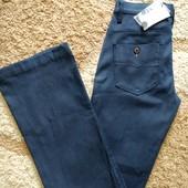 Стильные стрейчевые джинсы One step, размер 28. Дорогой сток!