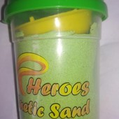 Кинетический песок набор
