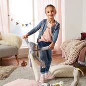 Крутые джеггенсы на девочку,Рекомендую!Lupilu размер 110-116