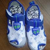 Мега удобные сандалии бренда Jong Golf  в садок и на прогулку! 26р-16,5 см
