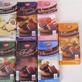 Польша.Шоколадка 100 грамм   в ассортименте,на выбор победителя