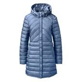 Мягусенькое стеганное пальто, Tchibo(Германия), размер 48 евро