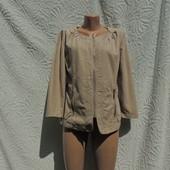 Пиджак Andrea 55% лен 45% хлопок