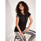Стильная женская футболка, двунить Esmara размер евро 44-46,расцветка на выбор!