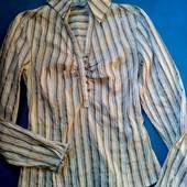 Симпатичная блузочка в полосочку ,в хорошем состоянии.