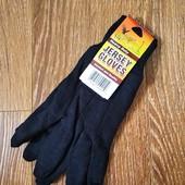 Якісні, чорні рукавички!! Стандарт