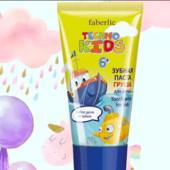 Безопасная! Зубная паста для детей Груша серии Techno Kids 6+