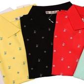 Шикарные футболочки поло! Отличного качества! Будьте стильными!