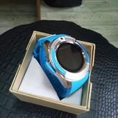 Смарт часы Smart Watch V8 (умные часы) более 30 функций, часы-телефон! Голубые часы в лоте