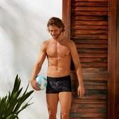 стильные мужские купальные плавки слип боксеры  от Crivit. Маломерят