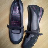 Skechers балетки в идеале 25,5-26 см