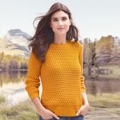 ☘ Яркий вязаный свитер от Tchibo(Германия), наши размеры: 54-60 (48-50 евро)