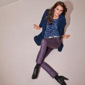 ☘ Классические джинсы, моделирующие фигуру, Slim Fit, Tchibo(Германия), рр. наши: 44-46 (38 евро)