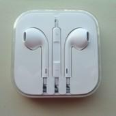 Новинка!!! Проводные наушники Apple Читайте описание