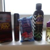 Набор женской парфюмерии   4 шт. Смотрите все мои лоты