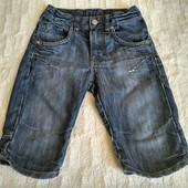 джинсовые шорты H&M, по факту на 6-8 лет