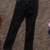 Чёрные джинсы для девочки