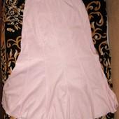 *** Нарядная юбка годе Marks&Spencer. Р.12 ***