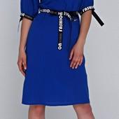 Новое,шикарное платье хлопок на р.48-50 (по бирке 50)