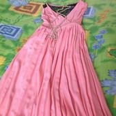 Нежное платье в пол!!!!