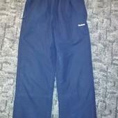 Темно-синие спортивные штаны Reebok 140 см. Смотрите другие мои лоты