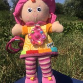 Куколка Игрушка-подвеска  Lamaze Моя подружка Эмили