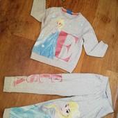 Спортивный костюм для дівчинки Disney. 116 р