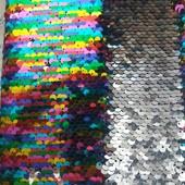 Хит-двухсторонние пайетки!!Блокнот,тетрадь в пайетках-перевертышах для юных модниц