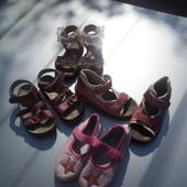 Стоп!,пакет летней фирменной обуви